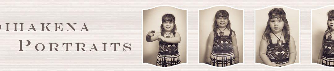 Poihakena Portraits – Maori Styled Photography
