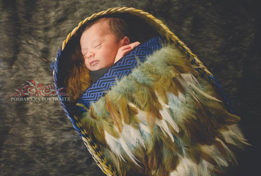 Whakaahua Pepi – Baby Portraits – St Clair Studio
